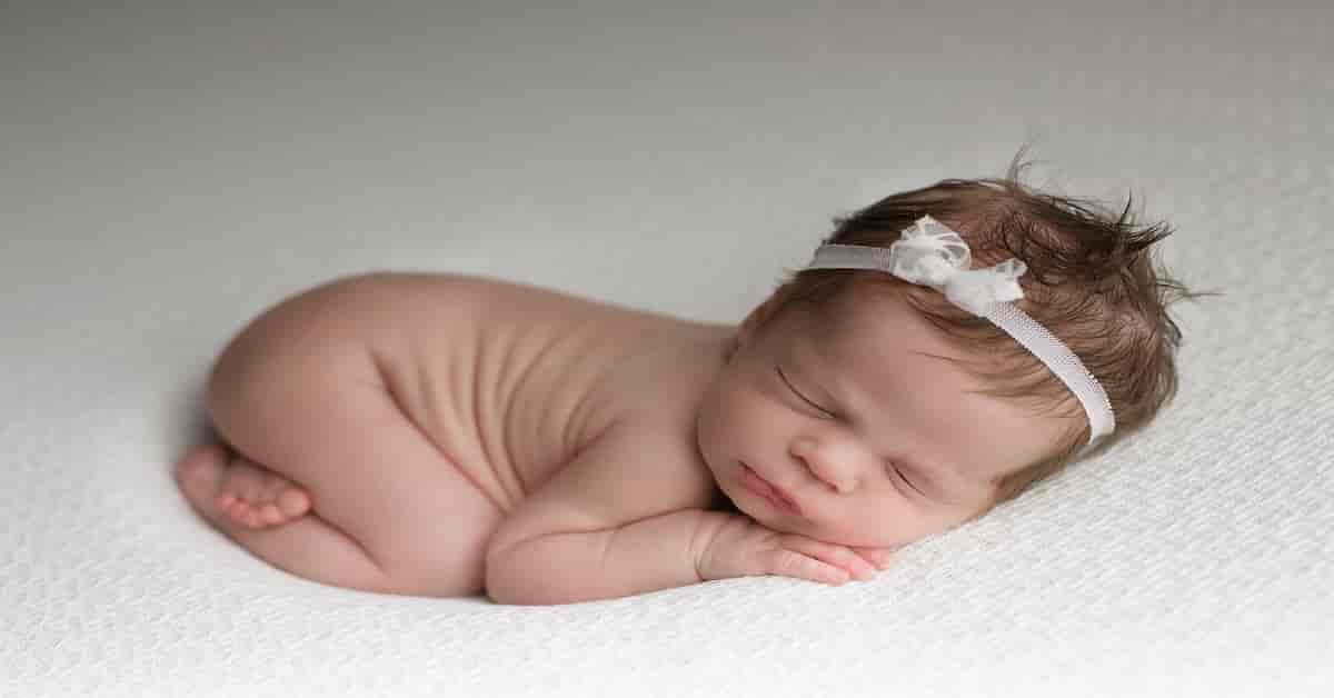 ما سبب عدم بكاء الطفل الرضيع