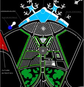 مخطط الموقع