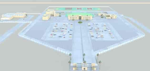مشاريع مطارات dwg اوتوكاد