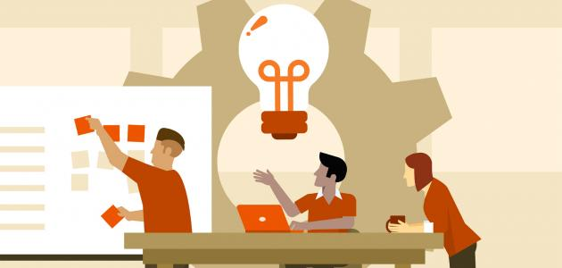 رسائل ماجستير عن التفكير الابتكاري pdf