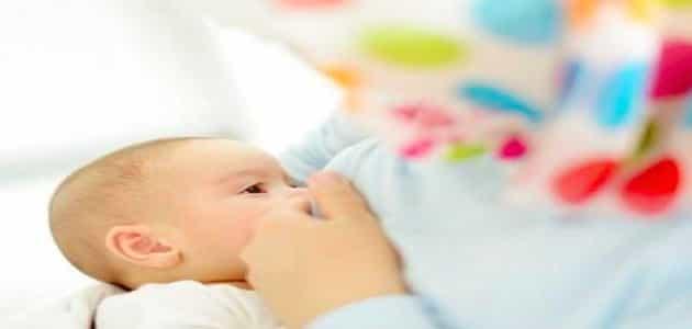 ألم في الثدي عند الرضاعة