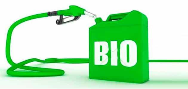 انتاج الوقود الحيوي من زيت الطعام