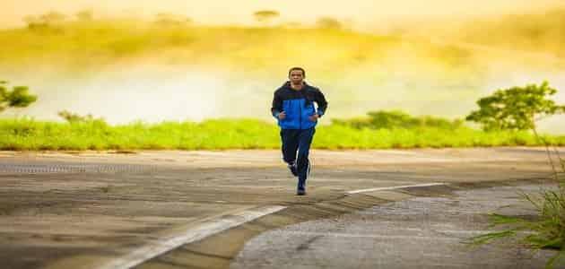 فوائد الجري نصف ساعة يوميا