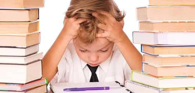 رسائل ماجستير عن القلق والتحصيل الدراسي