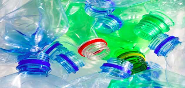 تحويل البلاستيك الى سائل