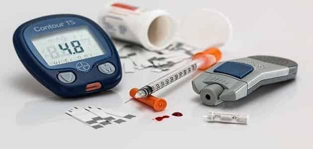 رسائل ماجستير عن مرض السكري
