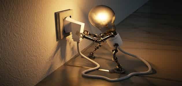 التحكم الالى فى الكهرباء
