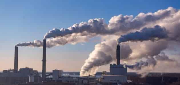 رسائل ماجستير عن تلوث الهواء pdf