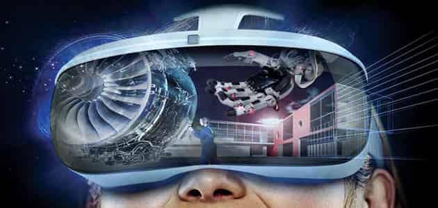 رسائل ماجستير عن الواقع الافتراضي