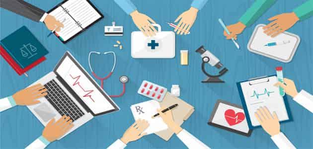 عناوين رسائل ماجستير في الادارة الصحية