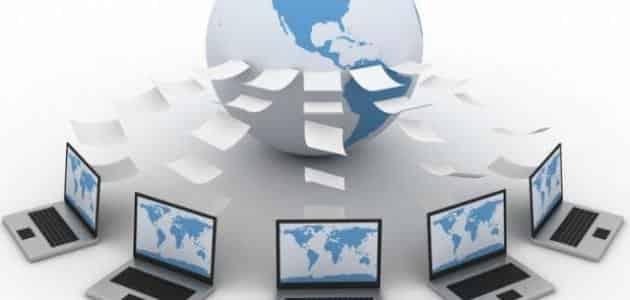 بحث عن التعليم الالكتروني pdf
