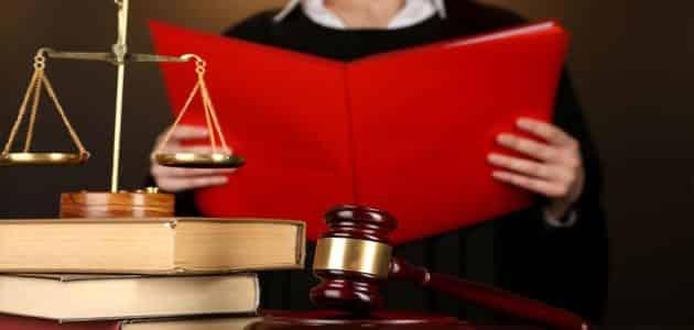عناوين رسائل ماجستير في القانون