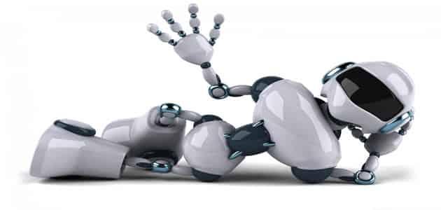 بحث عن الروبوت pdf