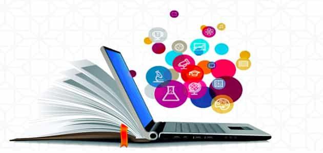 بحث عن التعليم الالكتروني والتعليم عن بعد