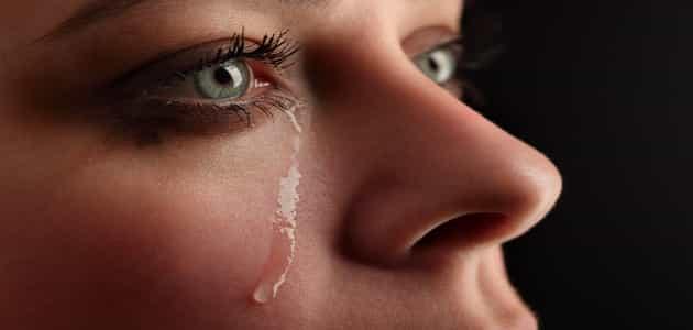 مراحل البكاء الاربع في علم النفس
