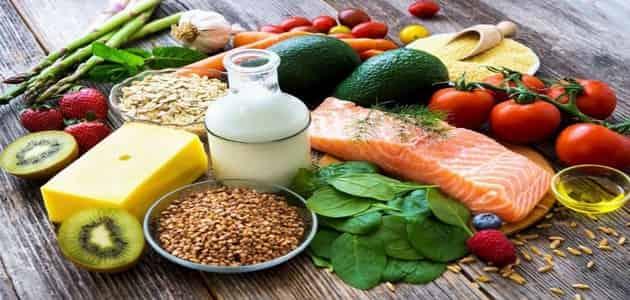 بحث عن الغذاء الصحي pdf