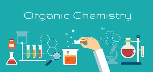 بحث عن الكيمياء العضوية pdf