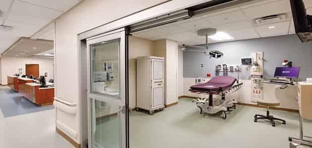 بحث عن المستشفيات pdf