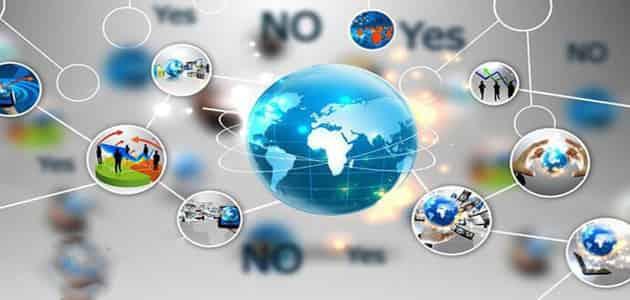 بحث كامل عن العولمة مع المراجع pdf
