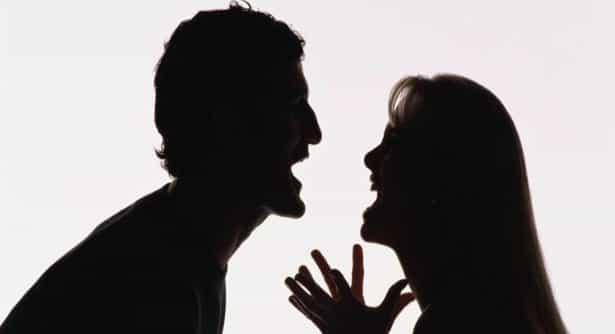 جرح الزوج لزوجته بالكلام